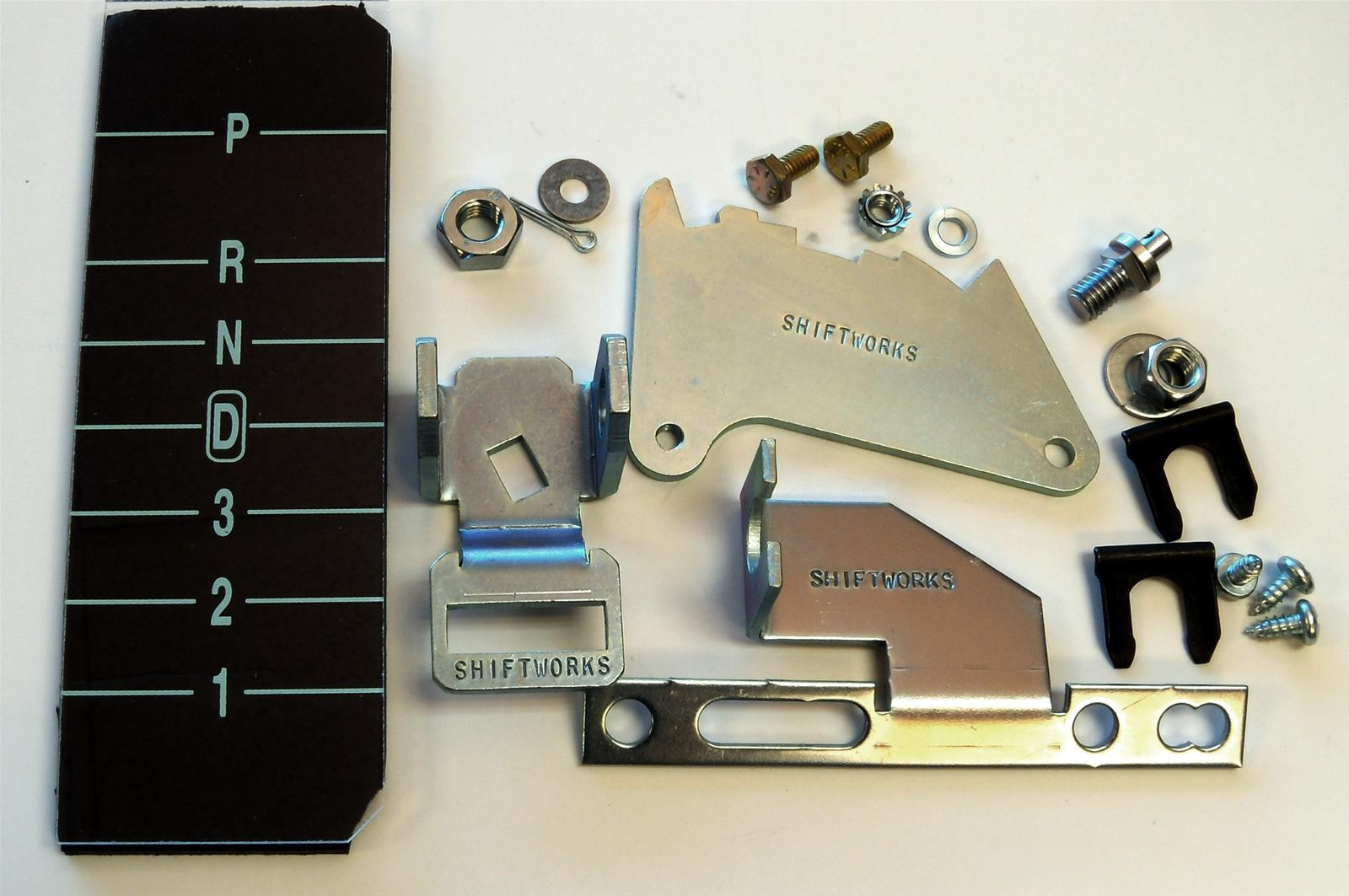 Parts Bin: Shiftworks Shifter Conversion Kits Make Overdrive Swaps