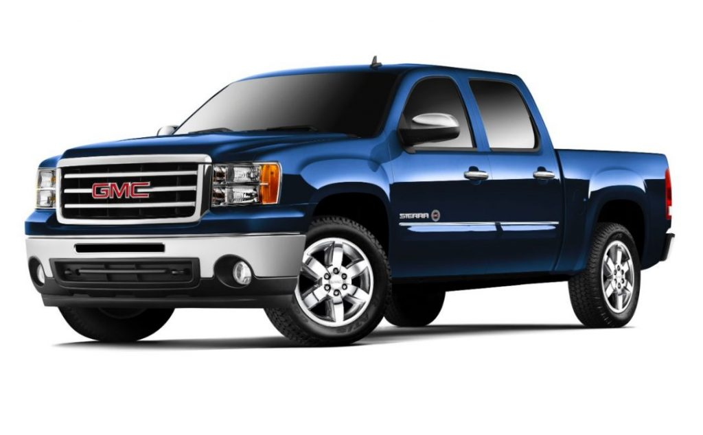2012 GMC Sierra Accessories