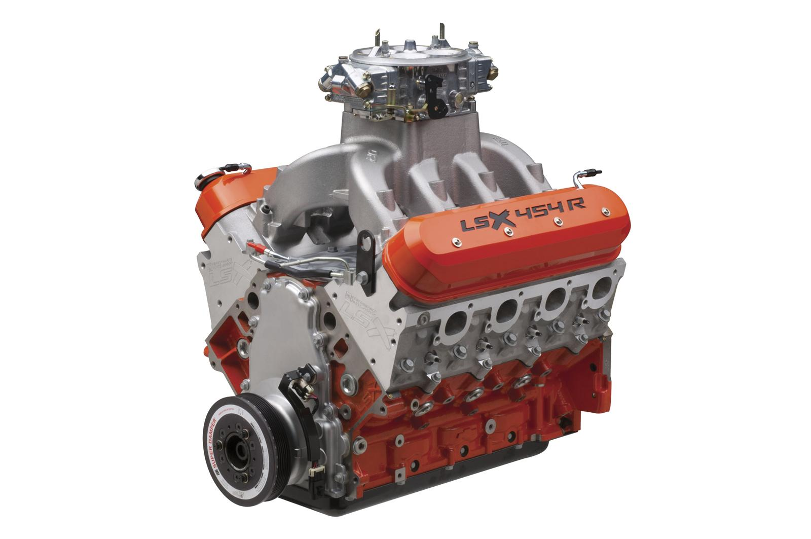Ls crate guide a guide to ls crate motor options for your next chevrolet performance lsx 454r crate engine malvernweather Gallery