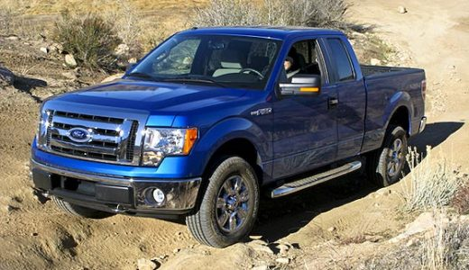 Easy F-150 Makeover: Dressing up a 2009 Ford F-150 with Budget-Friendly Weekend Bolt-Ons