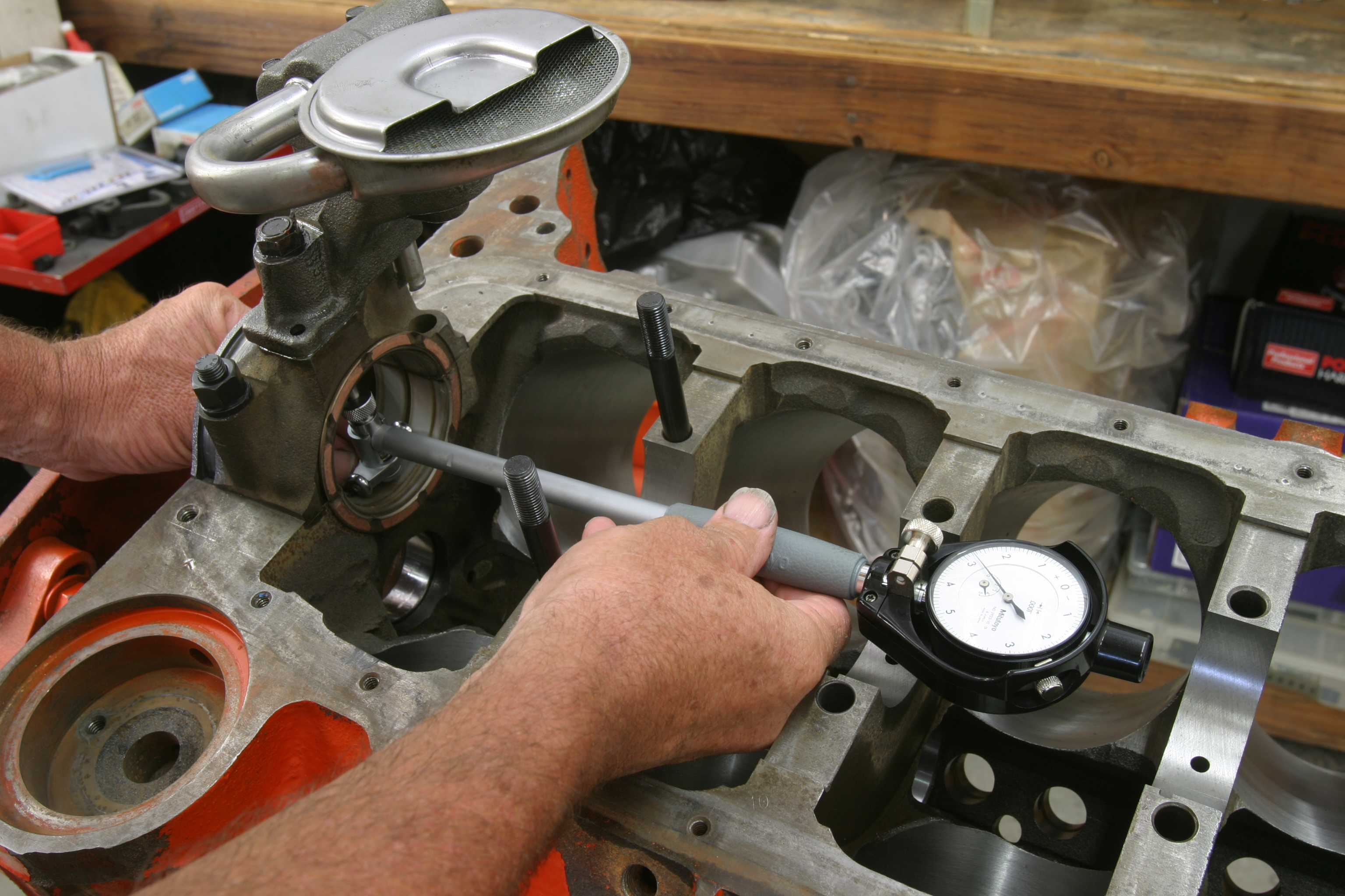 A Quick Guide to Engine Bearings