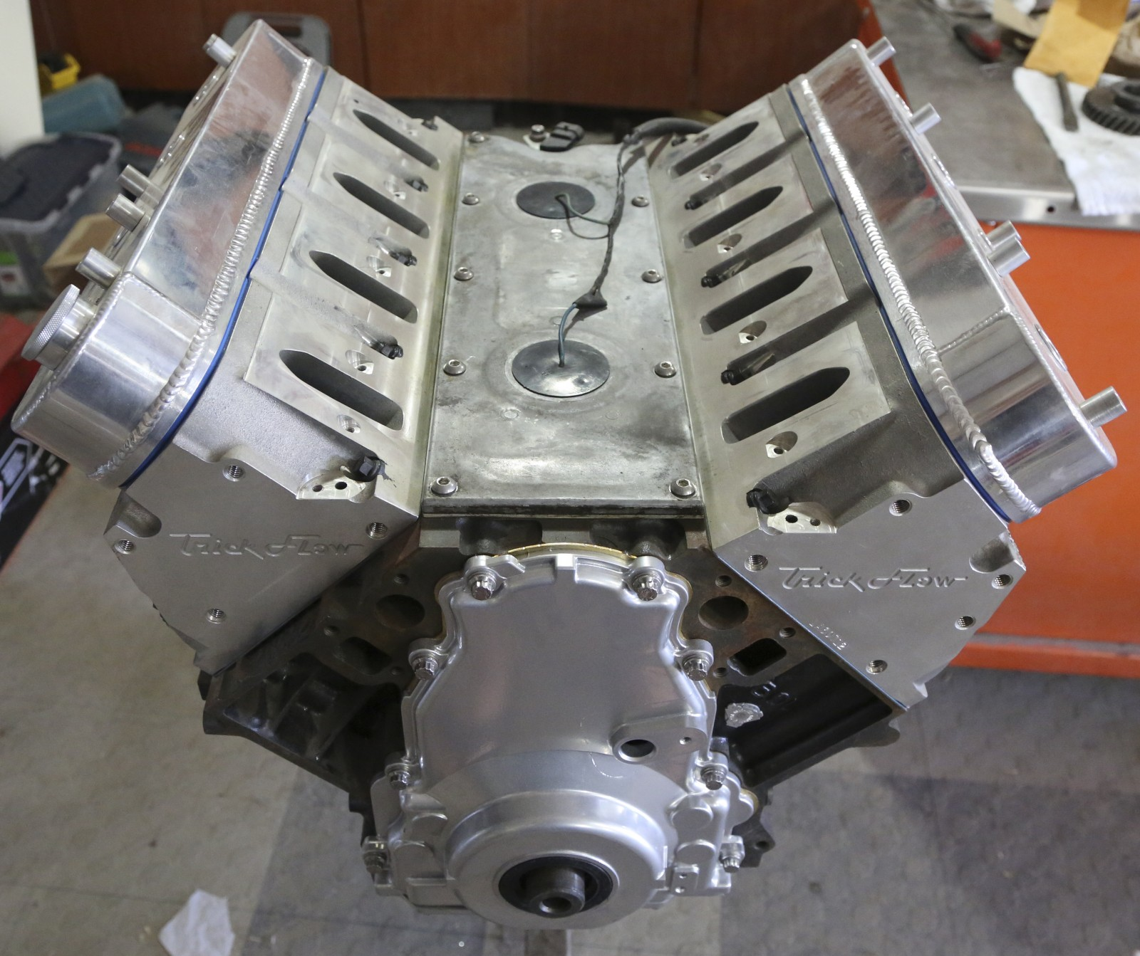 Iron Eagle: Building An Iron-Block LQ4 LS Engine