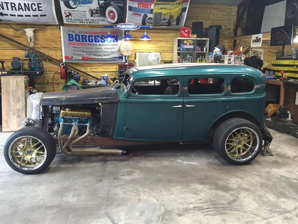 1934 Pontiac 4-Door