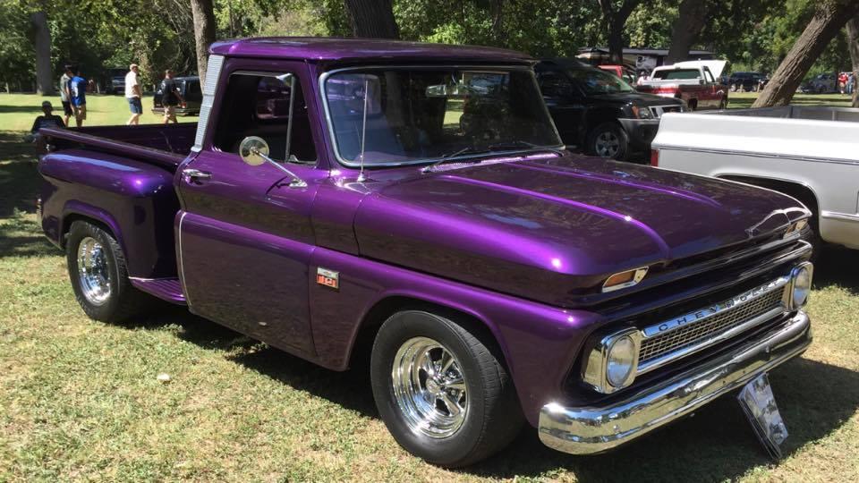 1966 Chevy C10