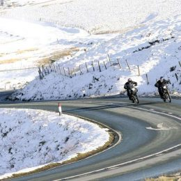 Cold-Weather Checklist: Tips for Riding Your Motorcycle During the Fall and Winter