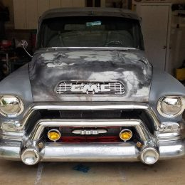 Top September 2016 Fan Ride: Rick Hendrickson's 1956 GMC 100