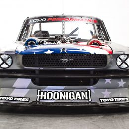Ken Block Unveils the Hoonicorn V2 Mustang! 1,400 Horsepower, Anyone?