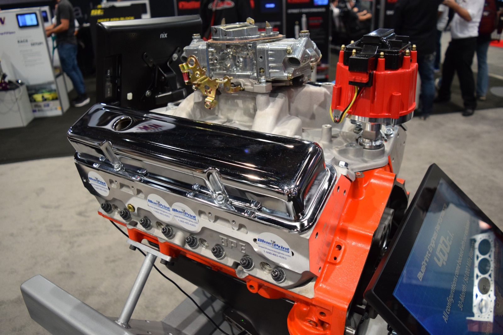 Blueprint engines to showcase new chevrolet 400 engine line at sema an error occurred malvernweather Image collections