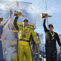 NHRA Wrap-Up: Brown, Hagan, Skillman & Krawiec Win in Texas