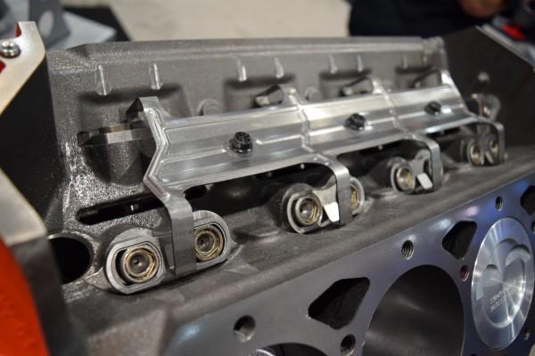 BluePrint Engines GM 383 C.I.D. Short Block Plus Stroker Engines top 2