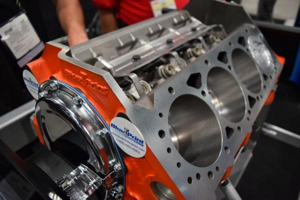 BluePrint Engines GM 383 C.I.D. Short Block Plus Stroker Engines
