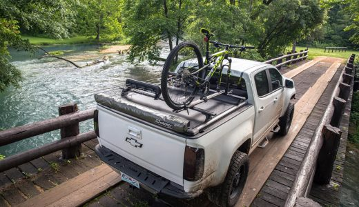 SEMA Preview: UnderCover Introduces Defender Tonneau Cover and Cargo Management System