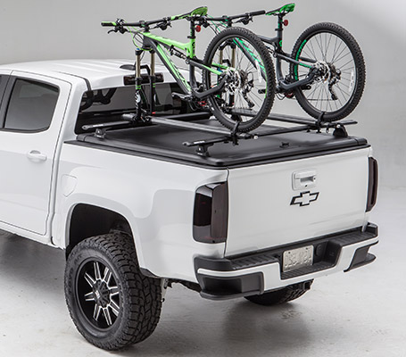Sema Preview Undercover Introduces Ridgelander Tonneau Cover And