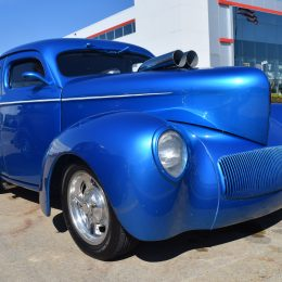 Lot Shots Find of the Week: 1941 Willys Sedan
