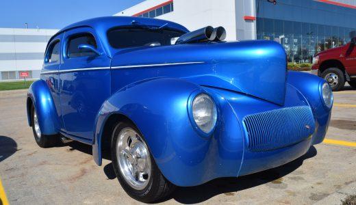 Lot Shots Find of the Week: 1941 Willys 2-Door Sedan