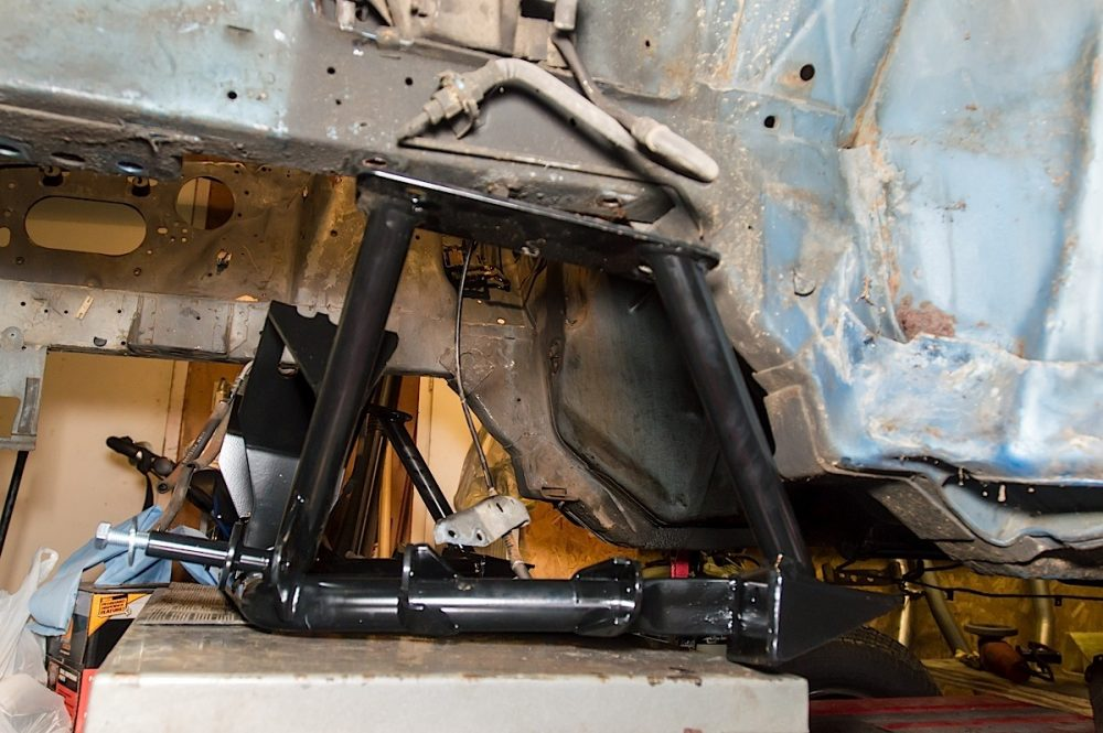 Sema 2016 Preview New Qa1 K Members Control Arms And