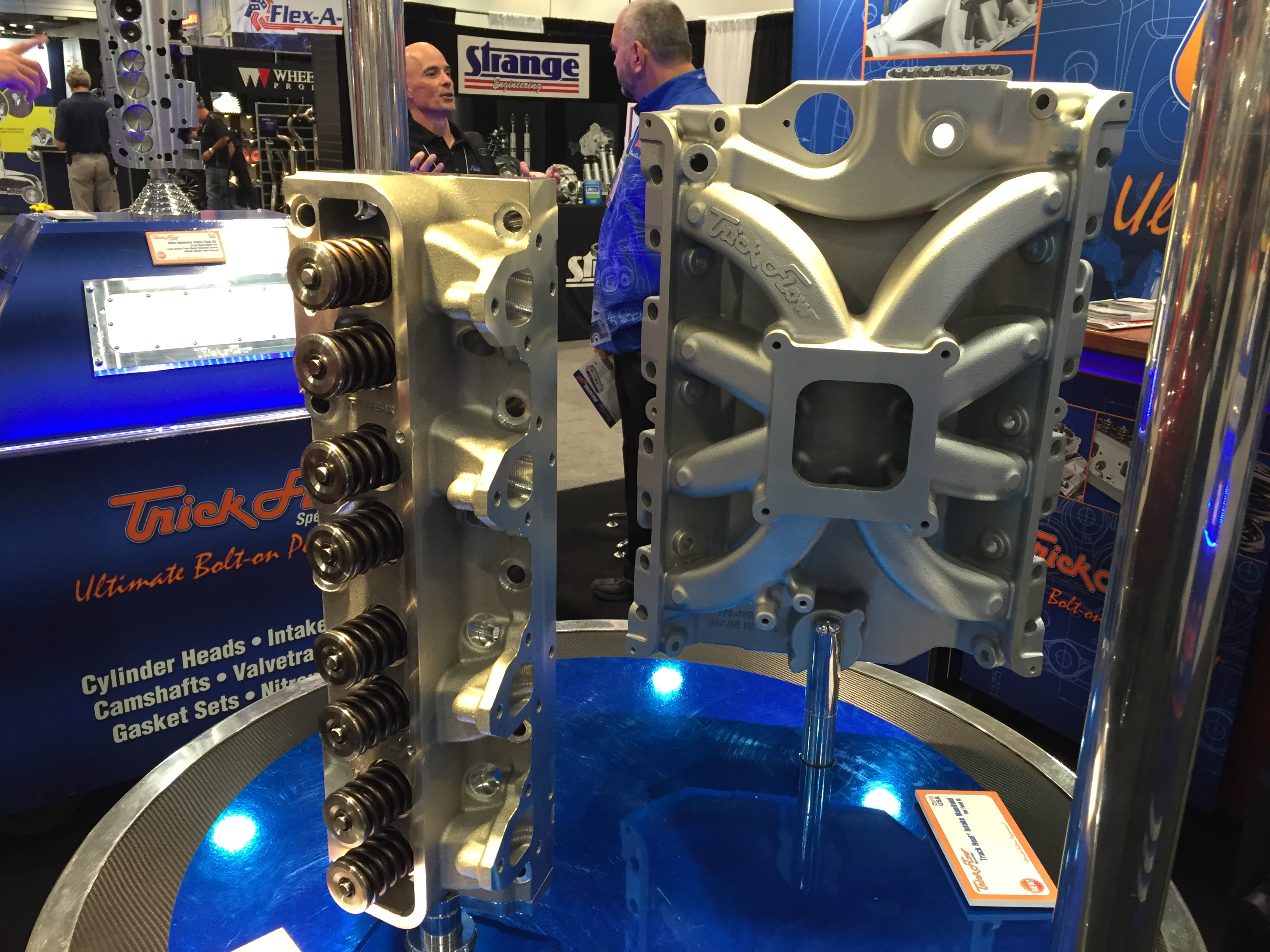 Trick Flow Specialties Introduces Ford FE,