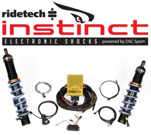 RideTech Instinct electronic shock system