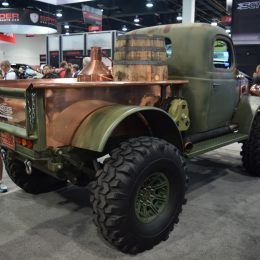 "SEMA 2016: Meet ""Bootlegger,"" Daystar's 720HP 1941 Dodge Power Wagon"