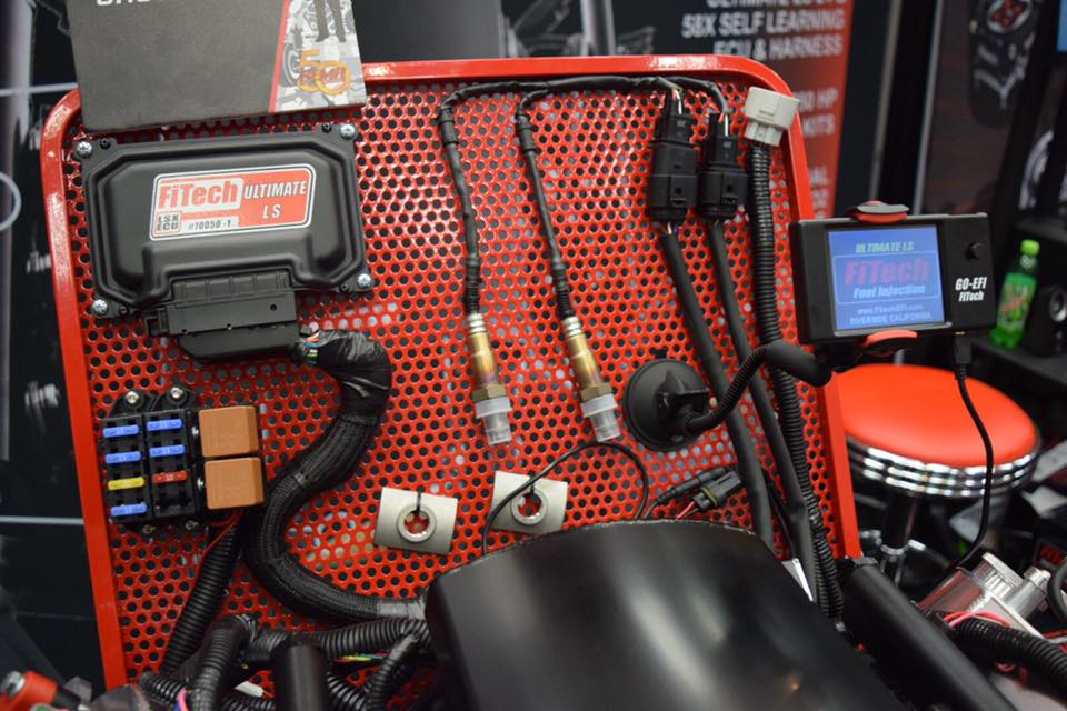 FiTech Ultimate LS Induction System at SEMA 2016