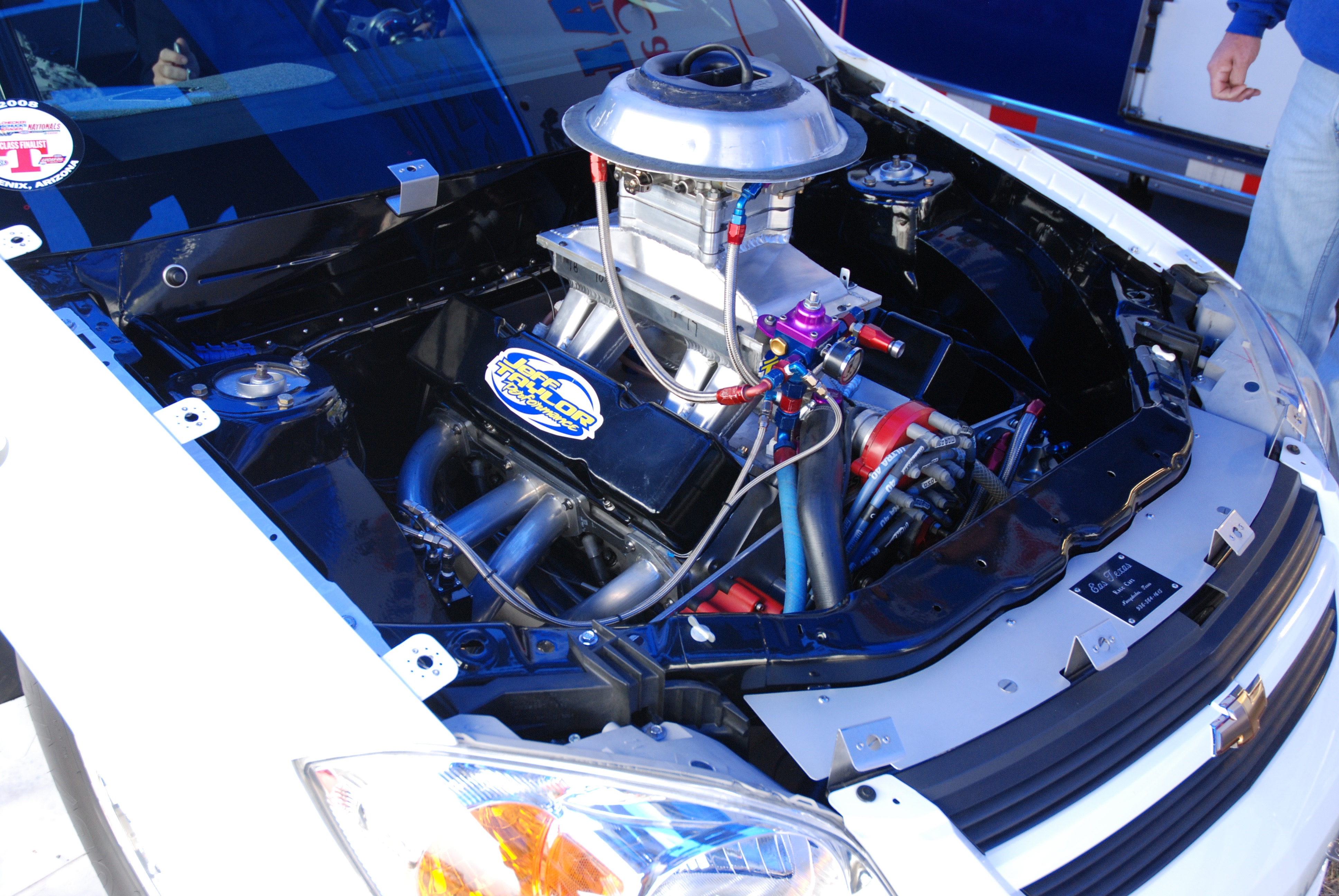 A Little Setback: Engine Mounting Strategies for Drag Racing