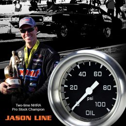 SEMA 2016: Classic Instruments Teams with Jason Line to Develop New Performance Gauges