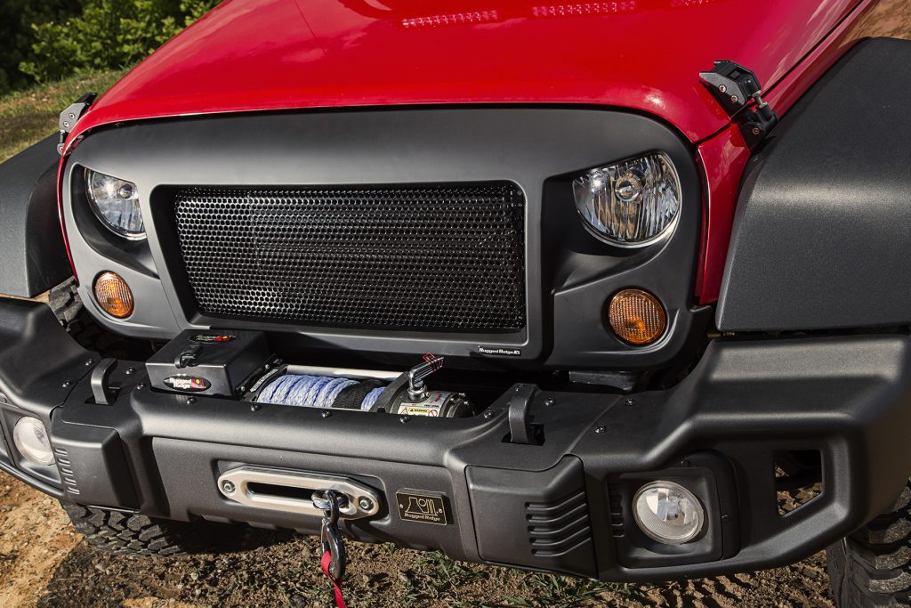 Rugged Ridge Spartan Grille