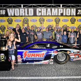Line and Savoie Claim NHRA World Championships at Auto Club NHRA Finals