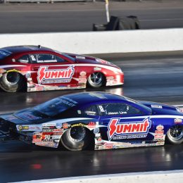 10 Questions with NHRA Pro Stock Champ Jason Line and Teammate Greg Anderson
