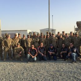 "BIGFOOT Sighting in the Middle East? Summit Racing and Harley-Davidson® Racers to Bring Special Guest for 2016's ""Operation Appreciation"" Troop Visit"
