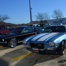Lot Shots Find of the Week: 1968 Mustang Fastback GT & 1973 Camaro