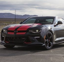 Parts Bin: Chevrolet Performance SEMA Parts Combos for 2017 Camaro