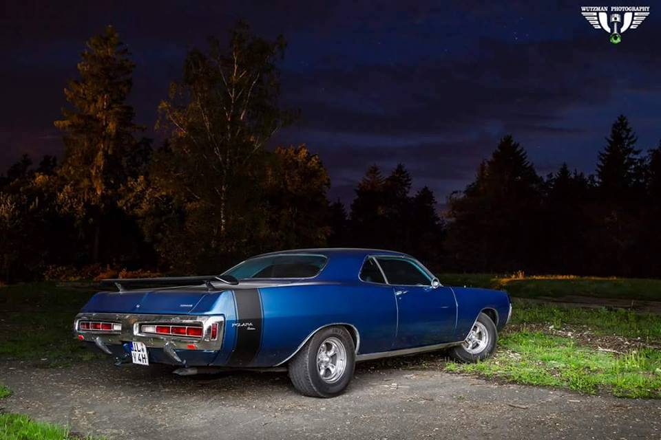 1970 Dodge Polara