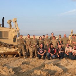 Operation Appreciation (Day 3): Greg Anderson Finds a Piece of Home in Kuwait