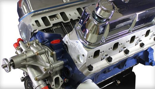 A Guide to Ford Performance Parts Crate Engines