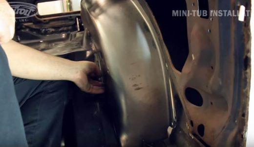 Video: How to Install Detroit Speed Mini-Tubs