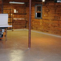 Paint and Park: Bringing a Floor Back from the Dead with Rust-Oleum Epoxy Shield Garage Floor Coating