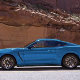 Ford Announces Plans for U.S.-Made Hybrid Mustang and F-150