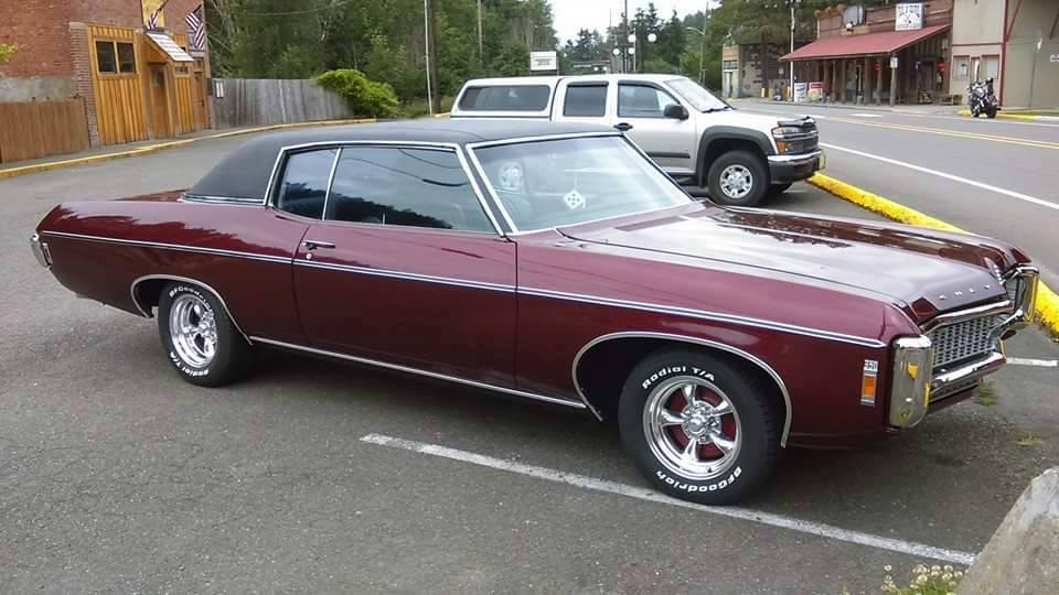 1969 Impala Sports Coupe