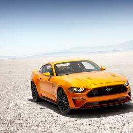 2018 Ford Mustang V8 GT