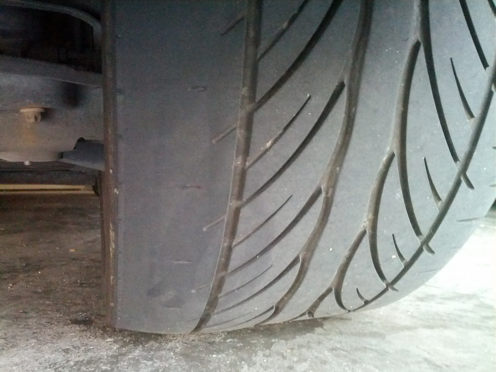 Tire Wear Patterns >> OnAllCylinders – Tire Talk: 8 Things Your Tire Tread Might Be Trying to Tell You!