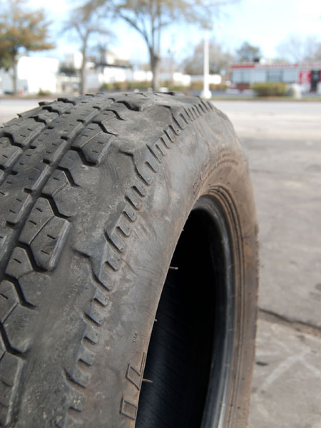 Tire Talk 8 Things Your Tire Tread Might Be Trying To