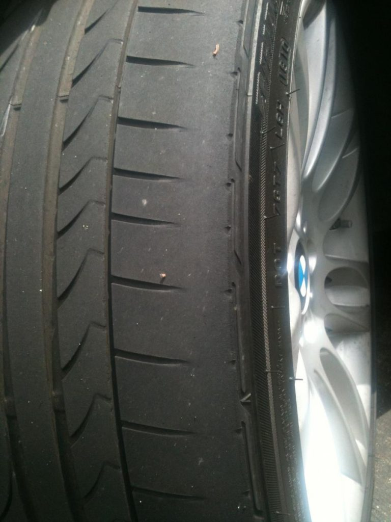 Tire Tread Wear >> Tire Talk: 8 Things Your Tire Tread Might Be Trying to ...