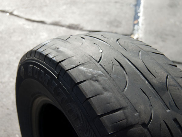 tire talk 8 things your tire tread might be trying to tell you onallcylinders. Black Bedroom Furniture Sets. Home Design Ideas