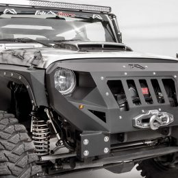 Anger Management: Exploring Options For Adding an Angry Grille to Your Jeep