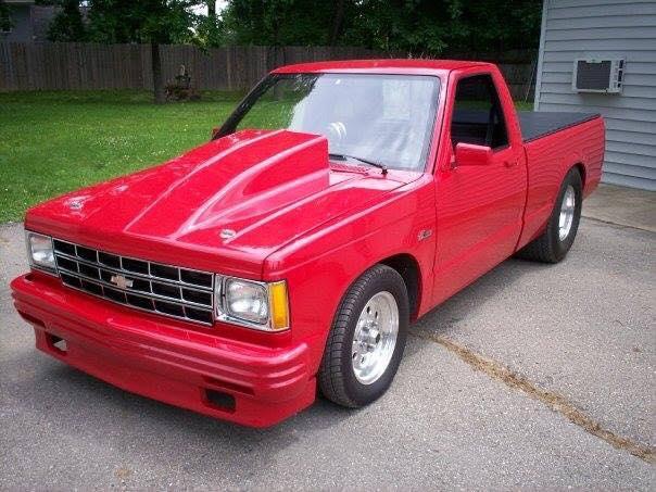 1984 Chevy S-10