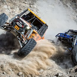 Live Coverage: King of the Hammers (Courtesy of Griffin Radiators)