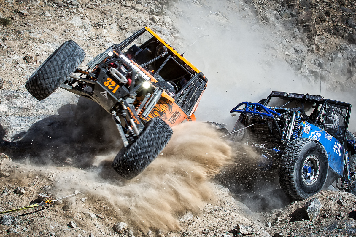Live Coverage King Of The Hammers Courtesy Of Griffin