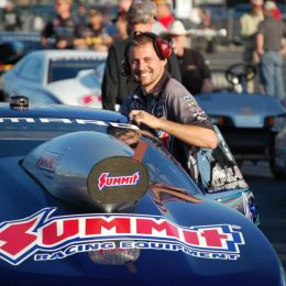 NHRA Pro Stock Crewman Dallas Glenn Chasing Win Lights From Behind the Scenes, and Behind the Wheel