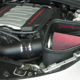 Parts Bin: Roto-Fab Cold Air Intake System for 2016-17 Camaro SS